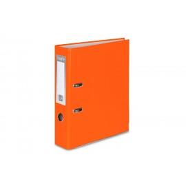SEGREGATOR FCK Z OKUCIEM A4/7 pomarańczowy VauPe