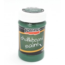 PENTART-FARBA DO TABLIC 100 ml ZIELONY