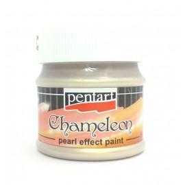 PENTART-FARBA AKRYLOWA 50 ml CHAMELEON LILIOWO-ZŁOTY