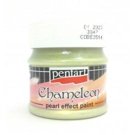 PENTART-FARBA AKRYLOWA 50 ml CHAMELEON ZIELONO-ZŁOTY