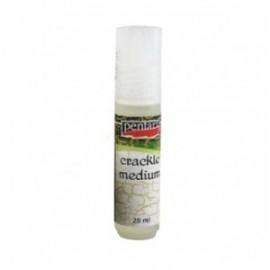 PENTART-CRACKLE LAKIER 20 ml 1-SKŁADNIKOWE