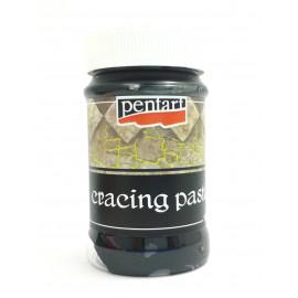 PENTART-PASTA PĘKAJĄCA CZARNA 100 ml