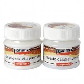 PENTART-CRACKLE CLASSIC 50 ml 2-SKŁADNIKOWE
