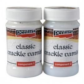 PENTART-CRACKLE CLASSIC 100 ml 2-SKŁADNIKOWE