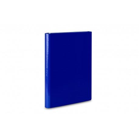TECZKA SKRZYDŁOWA NA RZEP A4 niebieska VauPe