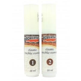 PENTART-CRACKLE CLASSIC 20 ml 2-SKŁADNIKOWE