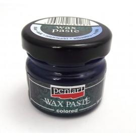PENTART-PASTA WOSKOWA NIEBIESK 20 ml