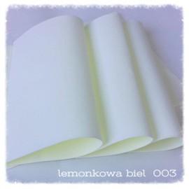 FOAMIRAN-PIANKA 60x70cm LEMONKOWA BIEL
