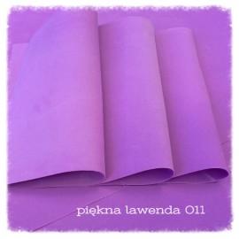 FOAMIRAN-PIANKA 60x70cm PIĘKNA LAWENDA