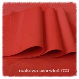 FOAMIRAN-PIANKA 60x70cm MAKOWA CZERWIERŃ