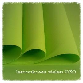 FOAMIRAN-PIANKA 60x70cm LEMONKOWA ZIELEŃ