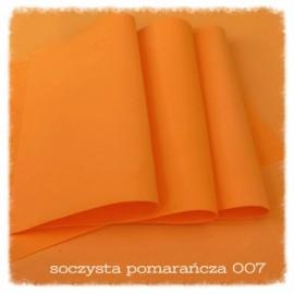 FOAMIRAN-PIANKA 30x35cm SOCZYSTA POMARAŃCZA
