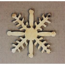 DREW-GWIAZDKI AŻUROWE(1)-4szt. 8,5cm