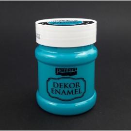 PENTART-EMALIA DEKOR 230 ml TURKUS NIEBIESKI
