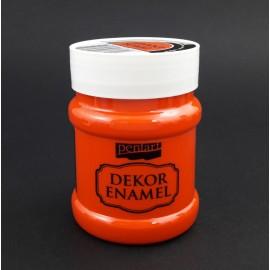 PENTART-EMALIA DEKOR 230 ml POMARAŃCZOWA