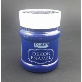 PENTART-EMALIA DEKOR 230 ml GRANATOWY