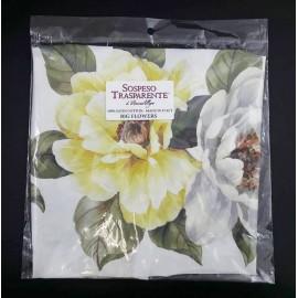 SOSPESO-TKANINA MAGNOLIA BIG FLOWER 1m
