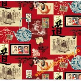 STAMPERIA-FILC NADRUK 30x30 CHINA