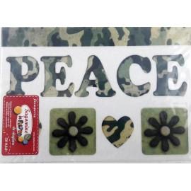 STAMPERIA-FILC A5 NADRUK PEACE