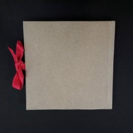 DECOPATCH-RAMKA ZAMYKANA NA KOKARDKĘ 2 części 16cmx16cm