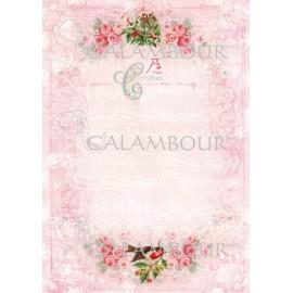 CALAMBOUR-PAPIER RYŻOWY 35X50 DIGITAL DGR270