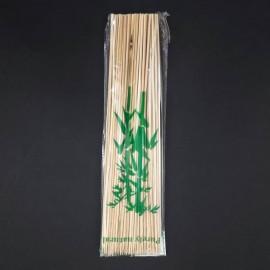 PENTART-BAMBUSOWE SZPILKI 30cm 90szt