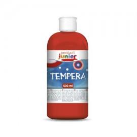 PENTART-TEMPERA JUNIOR 500 ml CZERWONY