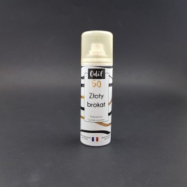 ODIF-50 ZŁOTY BROKAT SPRAY 125ml