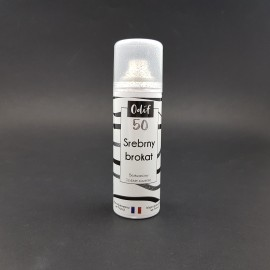 ODIF-50 SREBRNY BROKAT SPRAY 125ml
