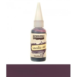 PENTART TUSZ MEDIA INK 20 ml JAGODA
