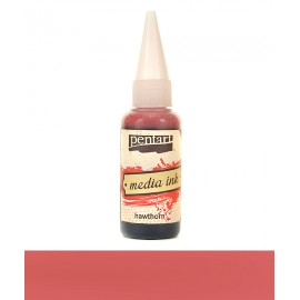 PENTART TUSZ MEDIA INK 20 ml GŁÓG