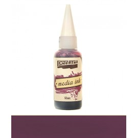 PENTART TUSZ MEDIA INK 20 ml BEZ
