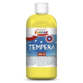PENTART TEMPERA JUNIOR 500 ml ŻÓŁTY