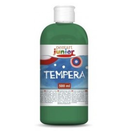 PENTART TEMPERA JUNIOR 500 ml ZIELONY