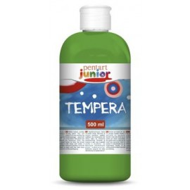 PENTART TEMPERA JUNIOR 500 ml JASNY ZIELONY