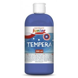 PENTART TEMPERA JUNIOR 500 ml NIEBIESKI