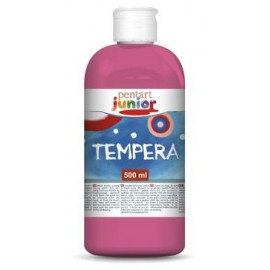 PENTART TEMPERA JUNIOR 500 ml MAGENTA
