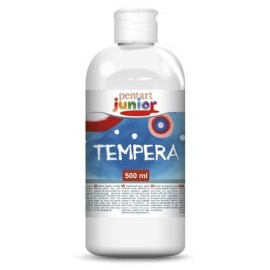 PENTART TEMPERA JUNIOR 500 ml BIAŁY