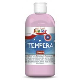 PENTART TEMPERA JUNIOR 500 ml JASNY RÓŻOWY