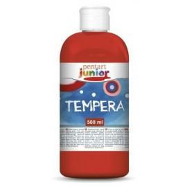 PENTART-TEMPERA JUNIOR 500 ml CZERWONY STRAŻACKI