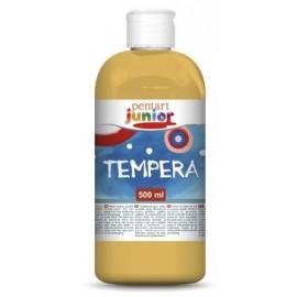 PENTART-TEMPERA JUNIOR 500 ml METALICZNY ZŁOTY