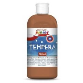 PENTART TEMPERA JUNIOR 500 ml METALICZNY BRONZOWY