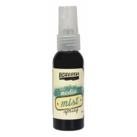 PENTART MIXMEDIA SPRAY 50 ml CZARNY