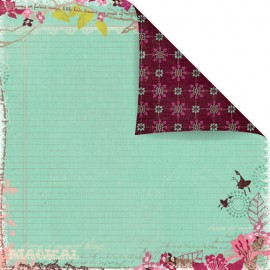 "PRIMA-PAPIER SCRAP 12"" OPEN SKY MELODY COLLECTION"