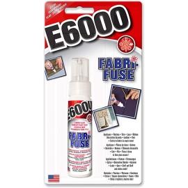 E6000 KLEJ FABRI FUSE 59,1ml DO TKANIN ELASTYCZNY