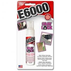 E6000 KLEJ FRAY LOCK 59,1ml ZABEZPIECZENIE BRZEGÓW TKANIN