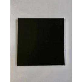 PODOBRAZIE CZARNE KWADRAT 24cm (LISTWA 2x1,6cm)