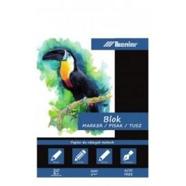 BLOK POD MARKERY A5 20k/ 200g 90830