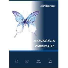 BLOK AKWARELOWY A5 10k/300g 90860