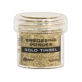 RANGER-PROSZEK DO EMBOSSINGU GOLD TINSEL 18g